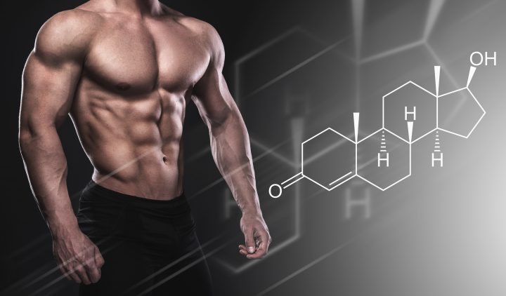 Männlichkeitshormon Testosteron